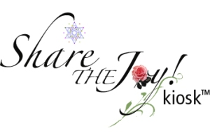 Share the Joy! Kiosk